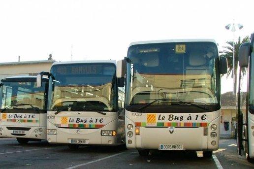 Bus à 1 euros - Département des Pyrénées Orientales